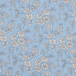 Capel Liberty Fabrics, lyseblå