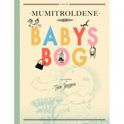 Mumitroldene Babys bog
