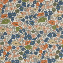 Poppy Forest Liberty Fabrics