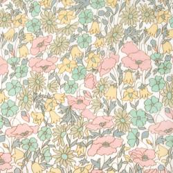 Poppy & Daisy Liberty, pastel