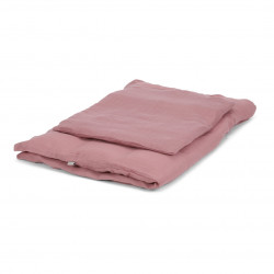 Muslin babysengetøj, mesa rose