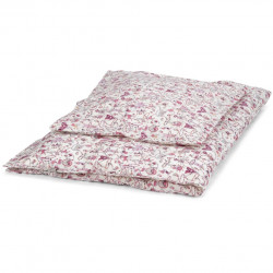 Baby bedlinen made with...