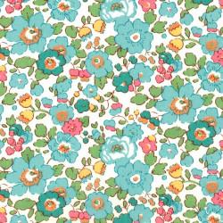 Betsy Liberty Fabrics, tyrkis