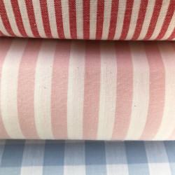 Cotton light pink-white...