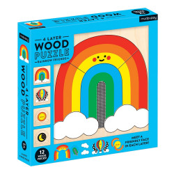 4 layer wood puzzle...