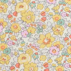 Betsy Liberty Fabrics, yellow