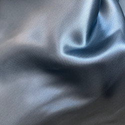 Acetate satin fabric, dusty...