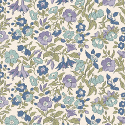 Mamie Liberty QUILTING, violet