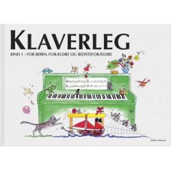 """""""Klaverleg 1""""af Pernille..."""