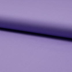 Cotton poplin, purple