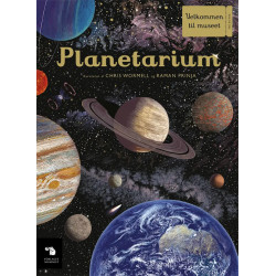 """planetarium"" in Danish"