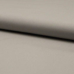 Cotton poplin, warm grey