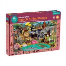 Puzzle 64 pieces...