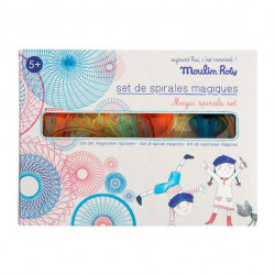 Magic spirals set, Moulin Roty