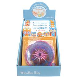 Small set of Magic spirals,...