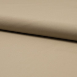 Cotton poplin, sand