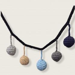Crochet stroller clip Super...