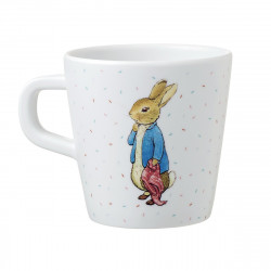 Cup Peter Rabbit, squirrel