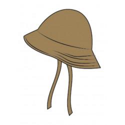 "Baby sun hat ""Verbena""..."