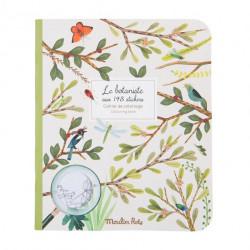 Sticker book Moulin Roty,...