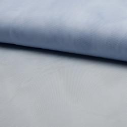Soft tulle, light blue