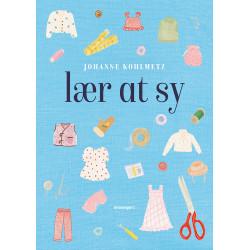 "Sewingbook in Danish: ""Lær..."