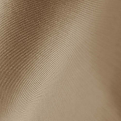 Corduroy fabric, beige