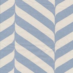Bomuld Henri, French blue