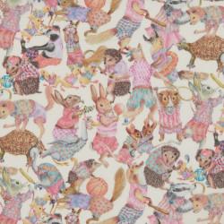 Hullabaloo Liberty Fabrics,...