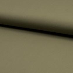 Cotton poplin, army green