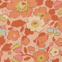 Betsy Liberty Fabrics, peach