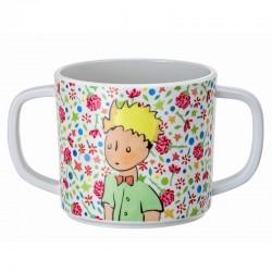 baby kop med 2 hanke, Den lille Prins rosa