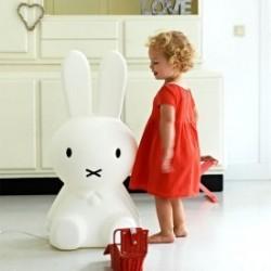 XL Miffy lampe til børneværelset fra Mr. Maria