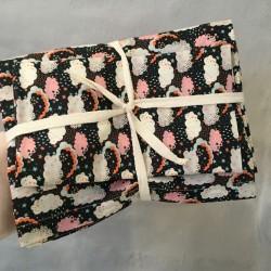Babysengetøj Liberty Hiding, lyserød