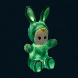 Goodnight Light Baby Kanin natlampe, mint