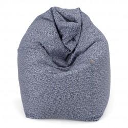 Sækkestol til børn Liberty, blå flere print