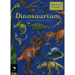 """Dinosaurium"" forlaget Mammut"