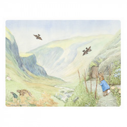 Children's placemat Peter...
