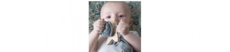 Baby toys and teething