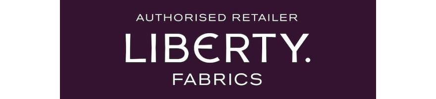 Ensfarvet Liberty Fabric Tana Lawn®️ økotex bomuld