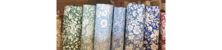 Liberty Lasenby er Liberty Fabrics optimale patchwork stof kvalitet.