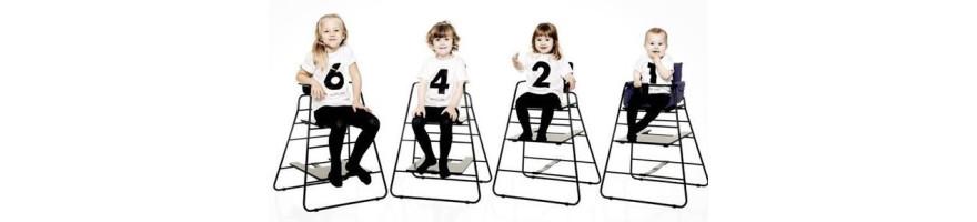 Pusleborde - Alt i højstole og pusleborde i topkvalitet til børn