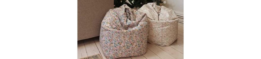 Sækkestol til børn - Køb flotte sækkestole til børn fra Liberty